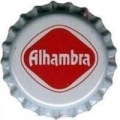 CORONA  CERVEZA alhambra 12142 CROWN-CAPS*