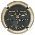ANANDUM  185388 X  PLATA*