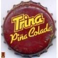 CORONA CERRADA TRINA ESPANYA 1008  CROWN-CAPS