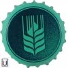 CORONA cerveza ESPAÑA espiga 13254 CROWN-CAPS