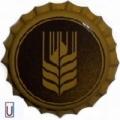 CORONA cerveza ESPAÑA espiga 09221 CROWN-CAPS
